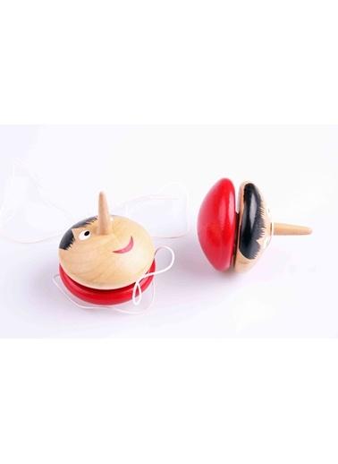 2'li Ahşap Pinokyo Yoyo Seti-Learning Toys